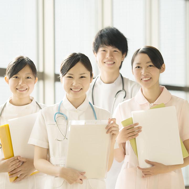 多くの看護師に支持されている